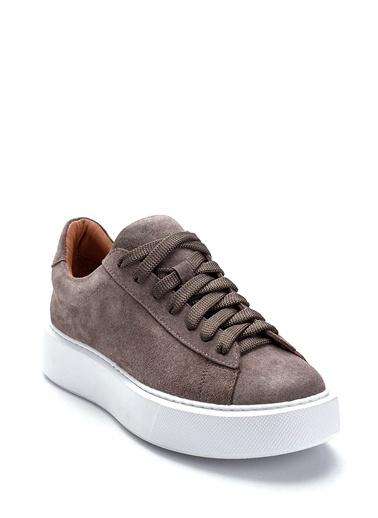 Derimod Kadın Ayakkabı (20243) Spor Vizon